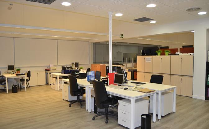 limpieza de oficinas en madrid arosa servicios
